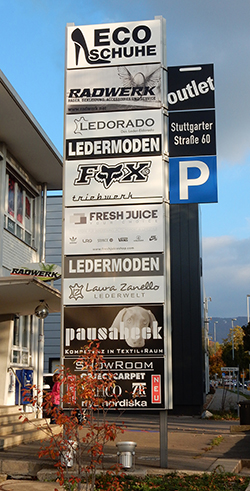 Stuttgarter Strasse 60 Outlet-Center