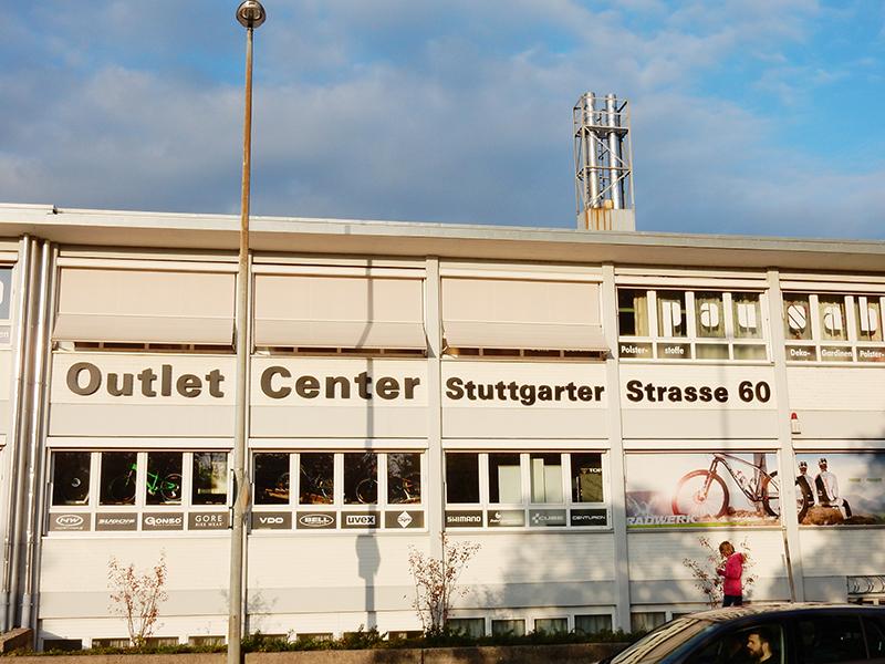 Stuttgarter Straße Frontansicht